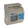 SMT-ED-R12-V3 iSmart Intelligent Relay - V3 24VDC, HMI, 8 DC in, 2A/D in 4 Rly out (8A, 2A)  Ladder, FBD, 15 Tmr, 15 Cntr